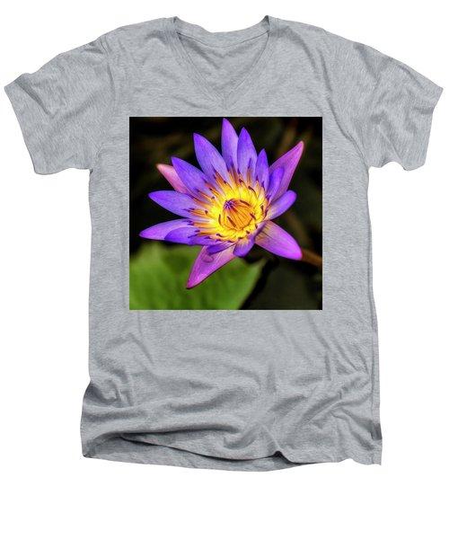 Inner Glow Men's V-Neck T-Shirt