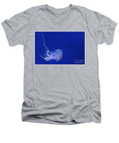 Inner Space Men's V-Neck T-Shirt