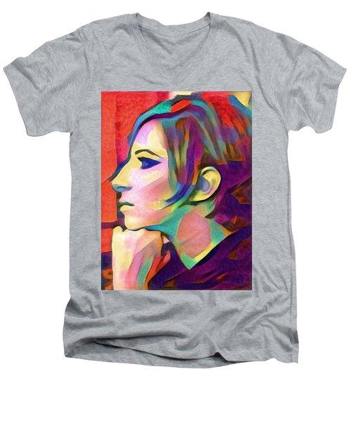 Inner Vision Men's V-Neck T-Shirt