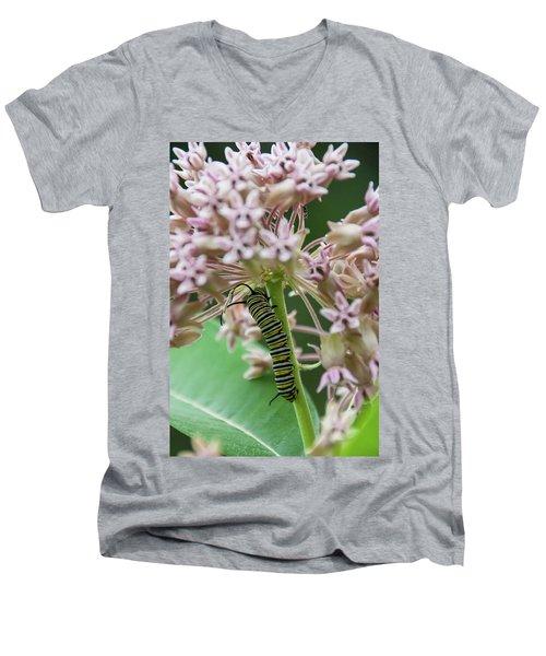 Inp-3 Men's V-Neck T-Shirt