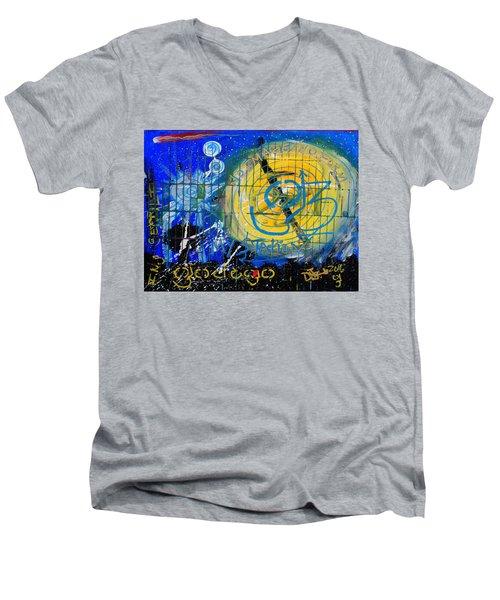 I.n.s Men's V-Neck T-Shirt