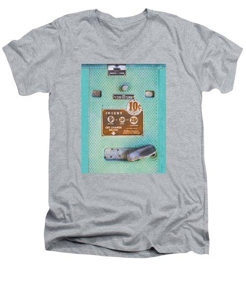Insert Coin Men's V-Neck T-Shirt