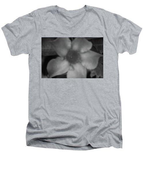 Inside Texture Men's V-Neck T-Shirt