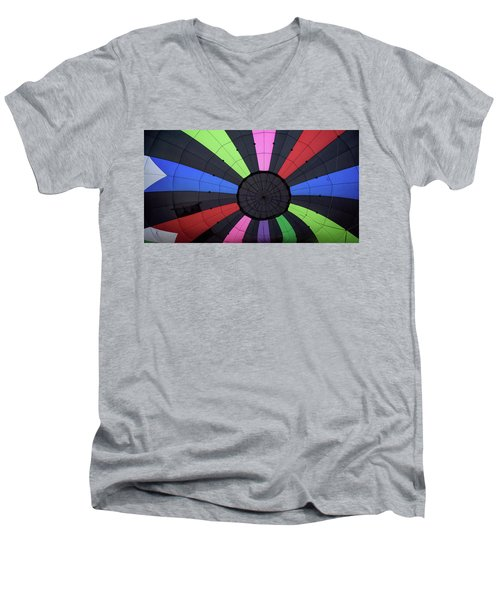 Inside The Balloon Men's V-Neck T-Shirt