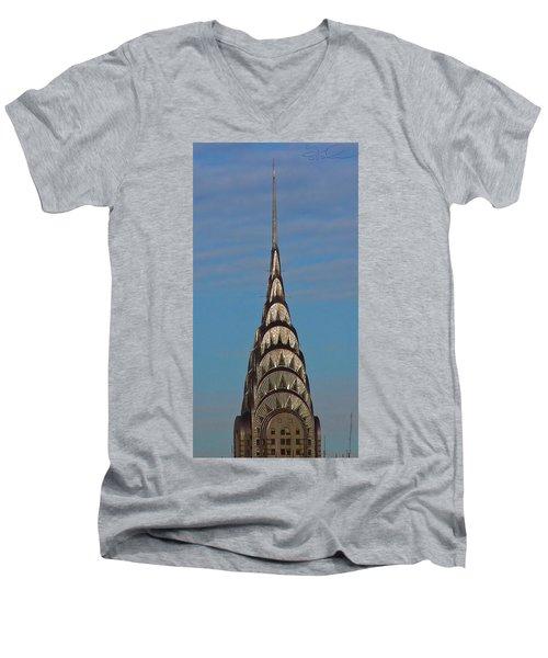 Inspired Men's V-Neck T-Shirt