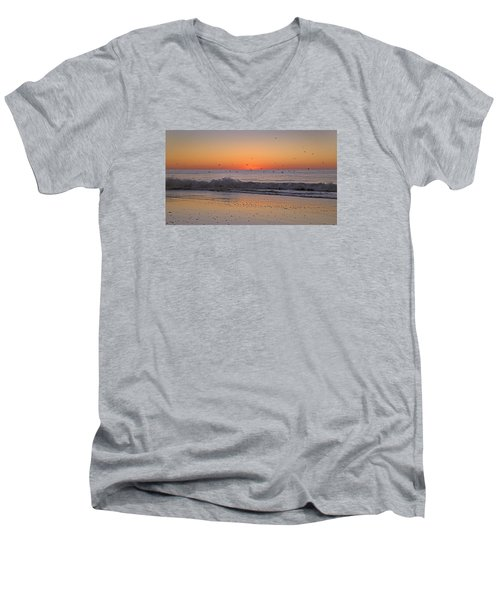 Inspiring Moments Men's V-Neck T-Shirt