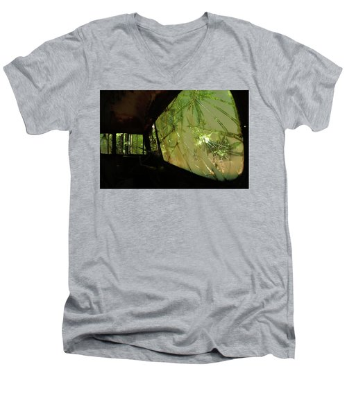 Interior Men's V-Neck T-Shirt