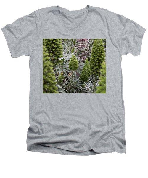 Into The Grove Men's V-Neck T-Shirt