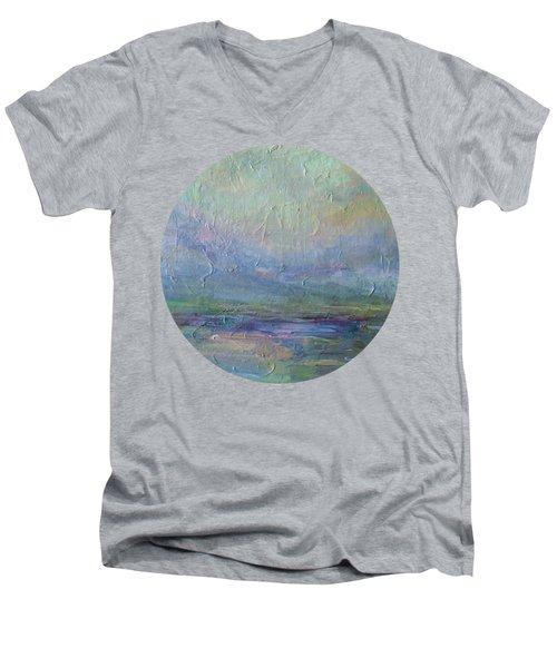 Into The Morning Men's V-Neck T-Shirt