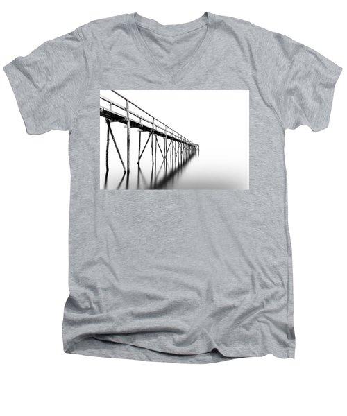Into The Nowhere Men's V-Neck T-Shirt