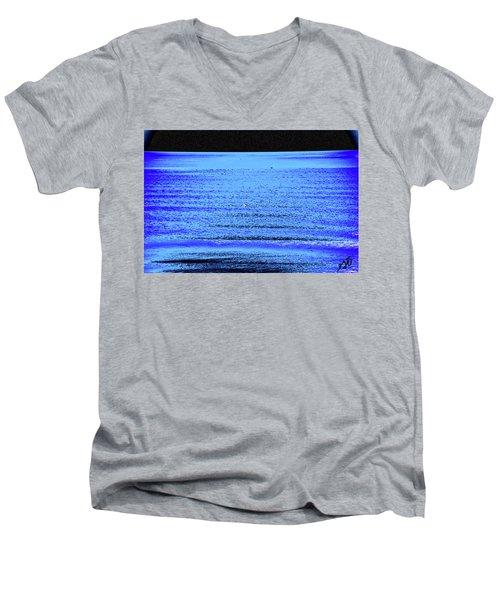 Into The Ocean Void Men's V-Neck T-Shirt