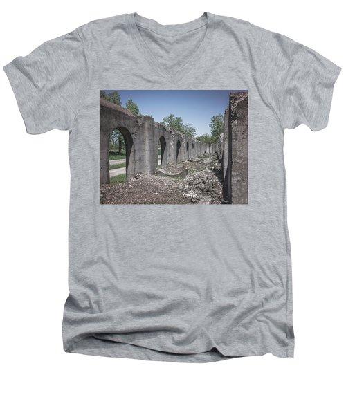 Into The Ruins 2 Men's V-Neck T-Shirt