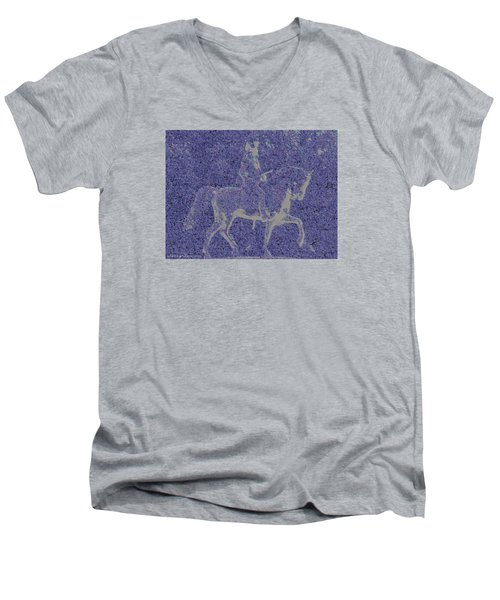 Into The Unknown - Study #1 Men's V-Neck T-Shirt