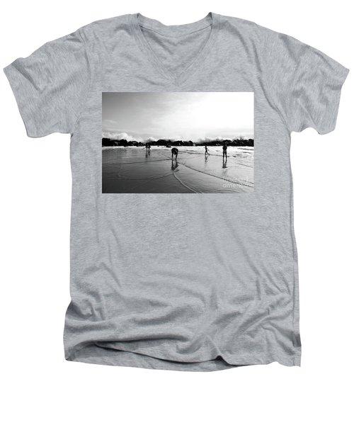 Intrinsic But Yet Extrinsic Men's V-Neck T-Shirt