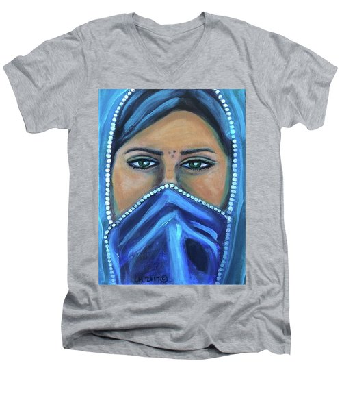 Invisible Men's V-Neck T-Shirt