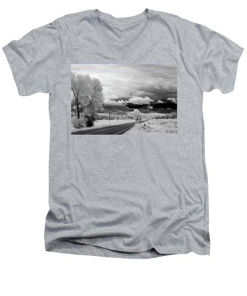 Invisible Drive Men's V-Neck T-Shirt