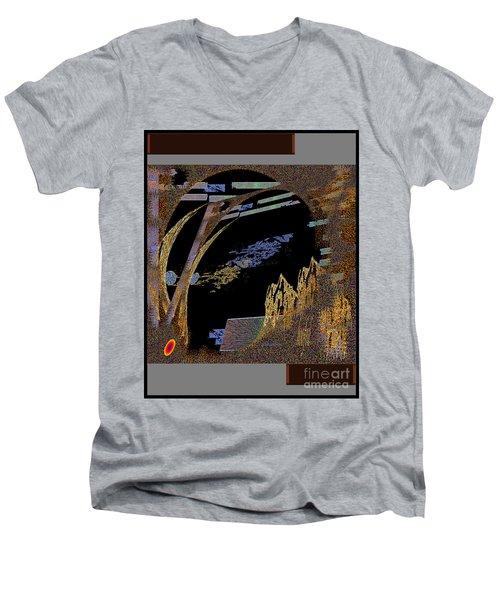 Inw_20a5580_hoofed Men's V-Neck T-Shirt