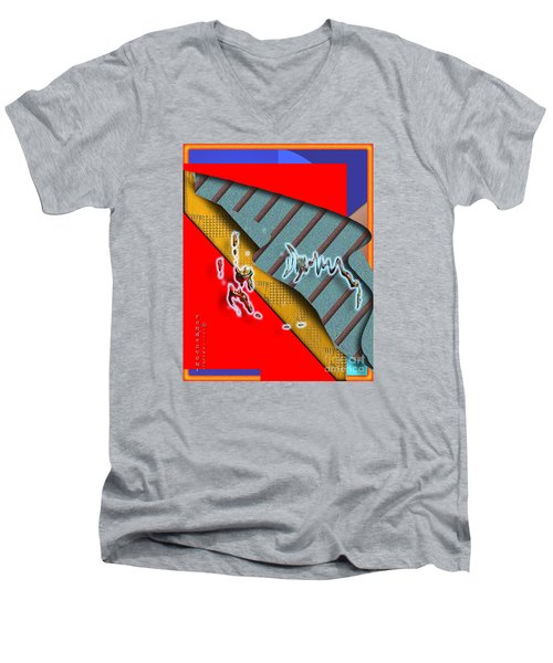 Inw_20a6134_rendezvous Men's V-Neck T-Shirt