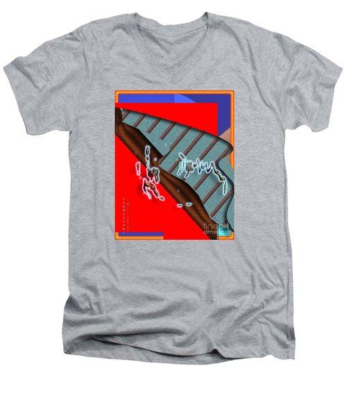 Inw_20a6135_rendezvous Men's V-Neck T-Shirt