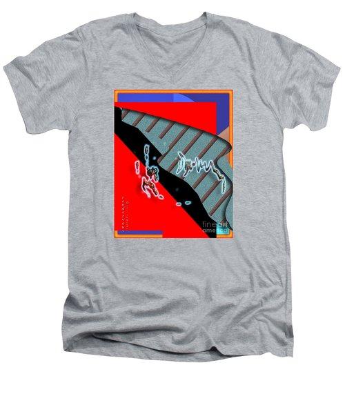 Inw_20a6138_rendezvous Men's V-Neck T-Shirt