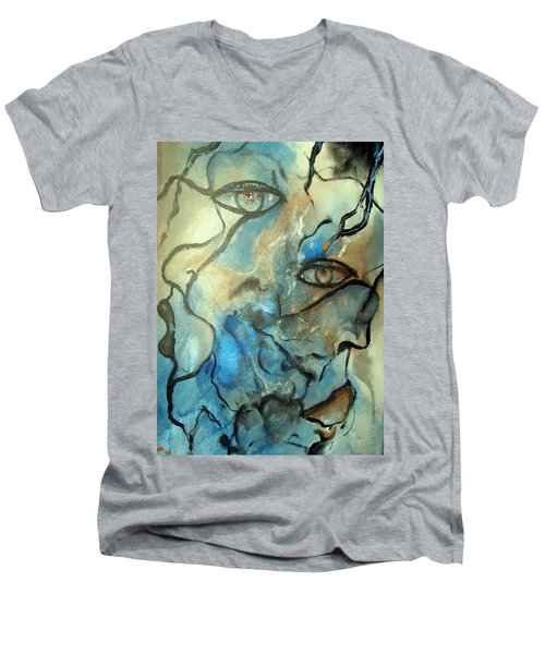 Inward Vision Men's V-Neck T-Shirt