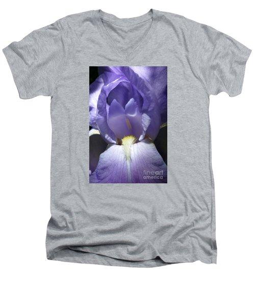 Iris 2 Men's V-Neck T-Shirt