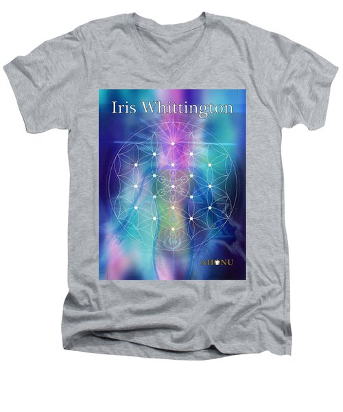 Iris Whittington Men's V-Neck T-Shirt