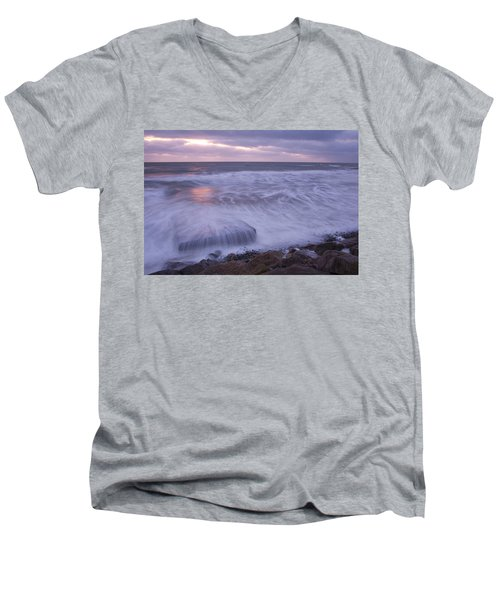 Irish Dawn Men's V-Neck T-Shirt