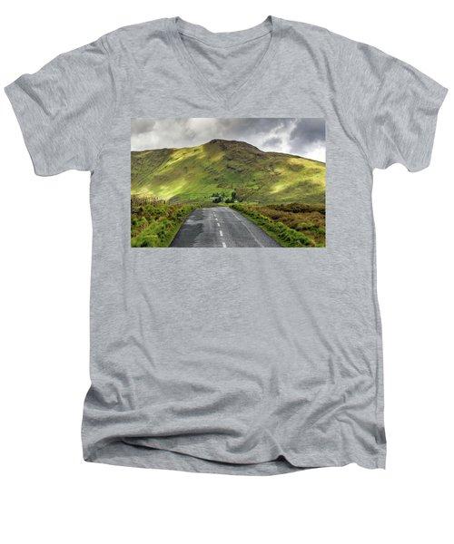 Irish Highway Men's V-Neck T-Shirt