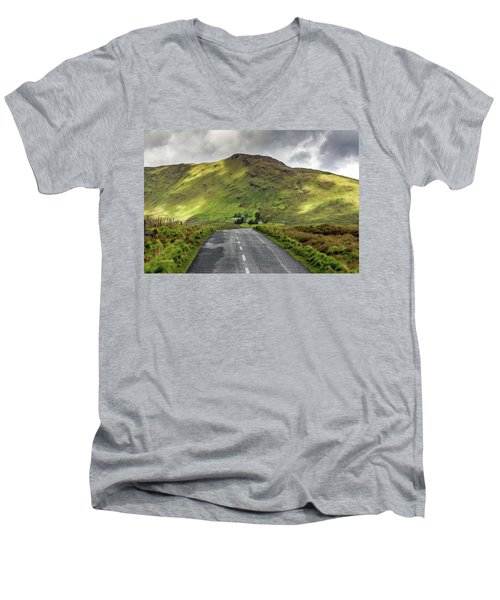 Irish Highway Men's V-Neck T-Shirt