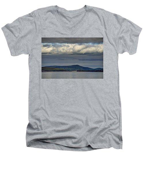 Irish Sky - Dingle Bay Men's V-Neck T-Shirt