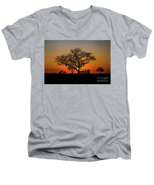 Isimangaliso Wetland Park Men's V-Neck T-Shirt