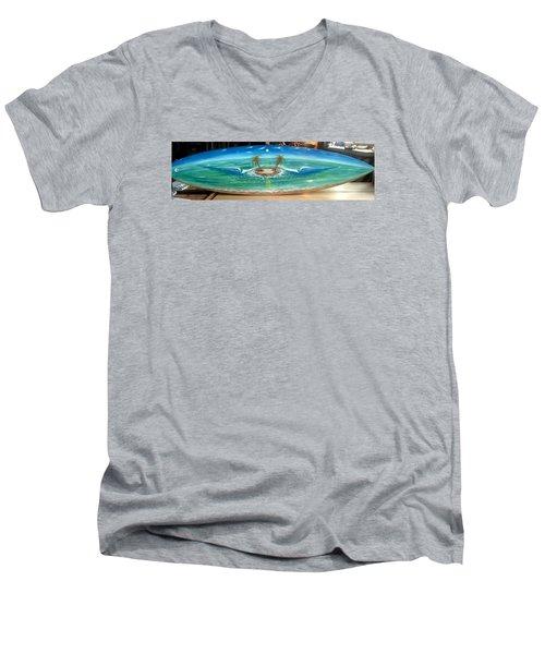 Island Dream  Men's V-Neck T-Shirt