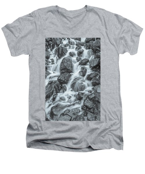 It Is The Nature Of Love To Work In A Thousand Different Ways.  Men's V-Neck T-Shirt