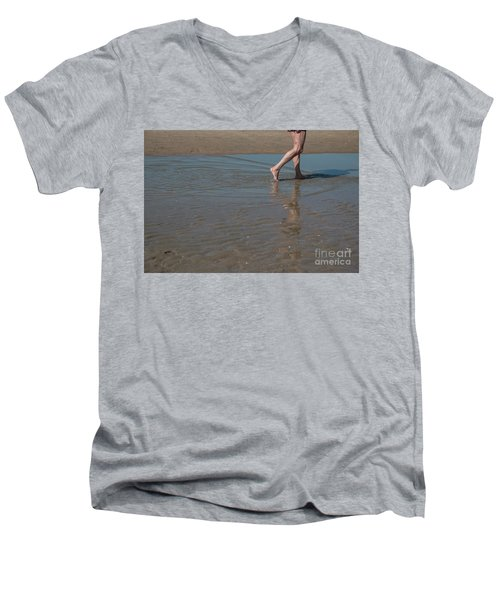 It Only Takes One Men's V-Neck T-Shirt
