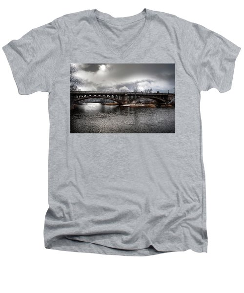 It's A Wonderful Life... Men's V-Neck T-Shirt