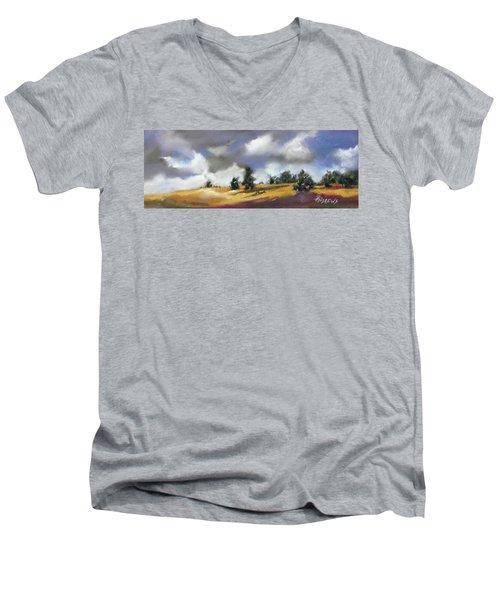 It's Showtime Men's V-Neck T-Shirt