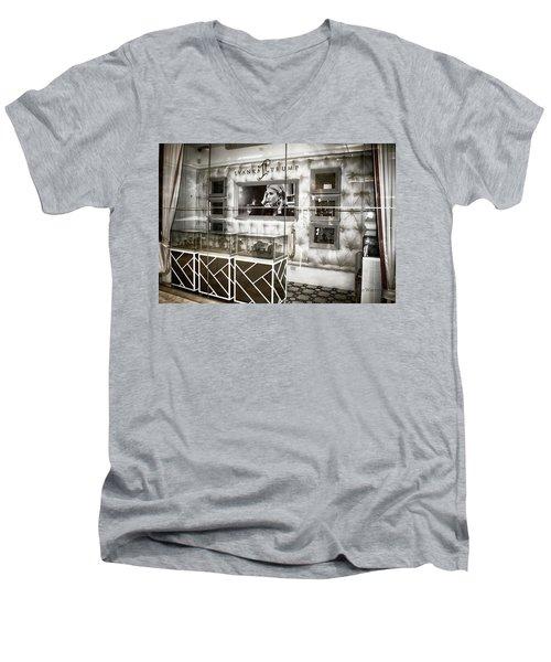 Ivanka Trump Store Men's V-Neck T-Shirt