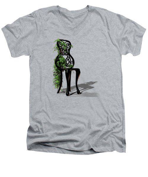 Ivy Chair - T Shirt Men's V-Neck T-Shirt