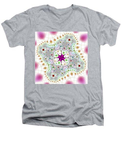Jacheracke Men's V-Neck T-Shirt