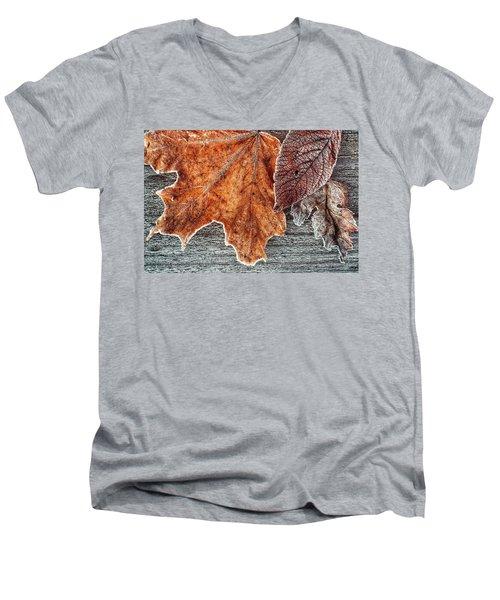 Jack Frost's Touch Men's V-Neck T-Shirt