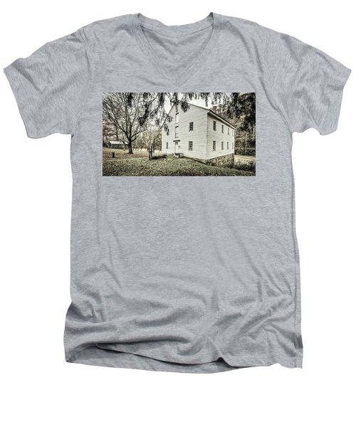 Jackson's Sawmill Men's V-Neck T-Shirt