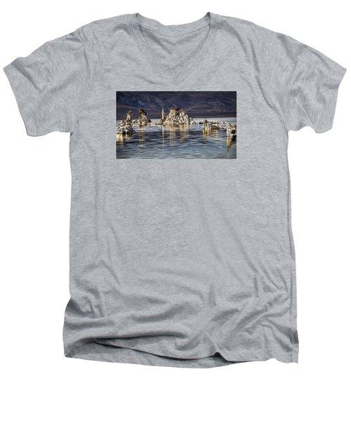 Jagged Harmony Men's V-Neck T-Shirt