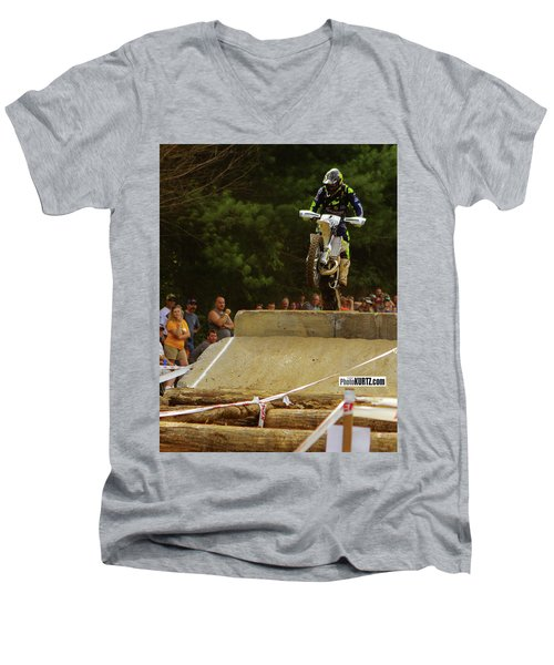Jarvis Maintains 2nd Place Men's V-Neck T-Shirt
