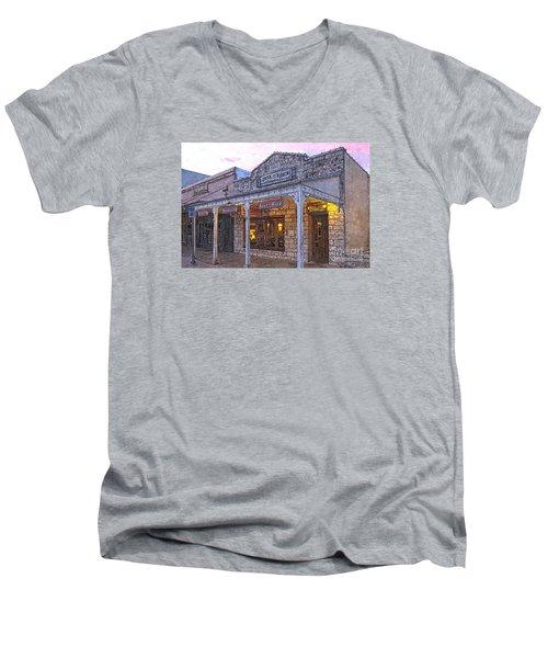 Mud In Your Eye_2 Men's V-Neck T-Shirt