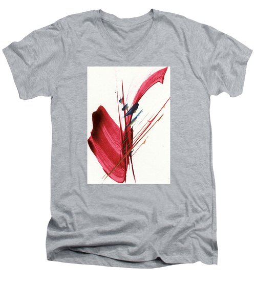Jazz Men's V-Neck T-Shirt