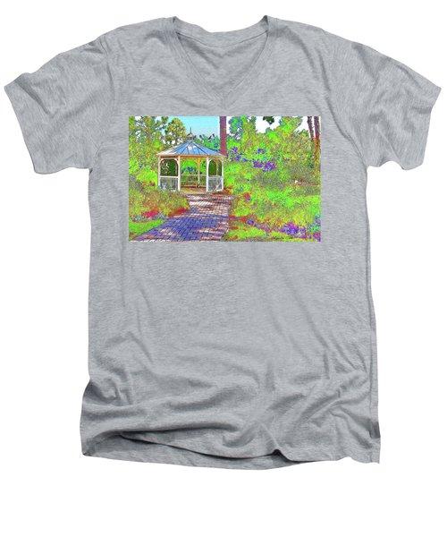 Jazzbo Men's V-Neck T-Shirt