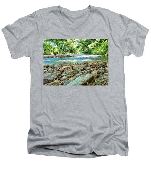 Jemerson Creek Men's V-Neck T-Shirt