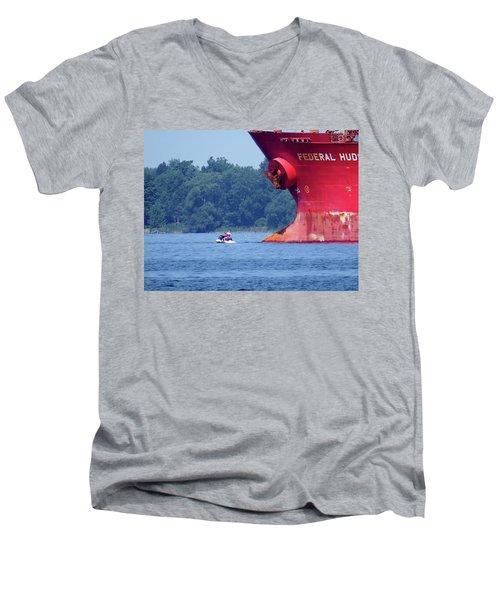 Jet Ski Men's V-Neck T-Shirt