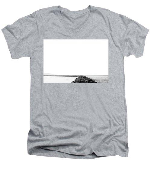 Jetty No. 02 Men's V-Neck T-Shirt